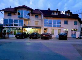 Apartments AS Dubrave, hotel near Tuzla International Airport - TZL,