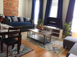 Cityscape 2 -Sleep 7, apartment in Chattanooga
