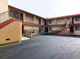 Econo Lodge Long Beach I-405, hotel in Long Beach