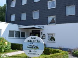 Landhotel Sulzbacher Hof, hotel near Main-Taunus-Zentrum, Frankfurt/Main