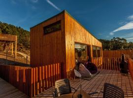 Nidos de carnota, pet-friendly hotel in Carnota