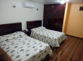 Hotel Posada Sarah, hotel near El Lencero Airport - JAL, Xalapa