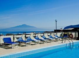 Grand Hotel Cesare Augusto, hotel in zona Corso Italia, Sorrento