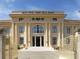Grand Hotel Terme Della Fratta, hotel dicht bij: Luchthaven Forli - FRL, Bertinoro