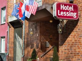 Hotel Lessing, hotel in Düsseldorf