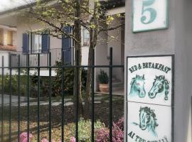 B&B Ai Tre Cavalli, hotel in Cherasco