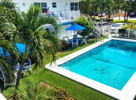 Sea Spray Inn, B&B in Fort Lauderdale