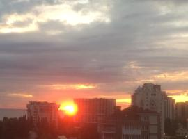 "Апарт-студио низ ""Светланы"", serviced apartment in Sochi"