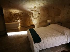 5 Elementi Sassi Matera, bed and breakfast en Matera