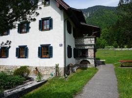 Apartment Haider 2, hotel in Obertraun