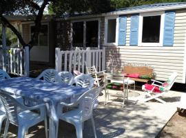 MOBIL-HOME, campground in Le Muy