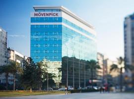 Mövenpick Hotel Izmir, hotel v destinaci Izmir