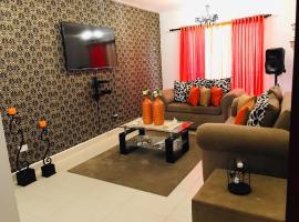 Moderno Apartamento en Santiago RD. (Amueblado), hotel near Cibao International Airport - STI,
