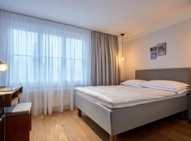 Italian Lifestyle Hotel & Osteria Chartreuse, отель в Туне
