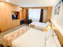 Goodview Hotel, apartment in Auckland