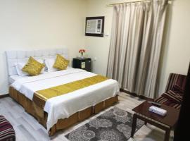 Sonaa Al Reyadah Hotel Apartments Al Nassim, serviced apartment in Jeddah