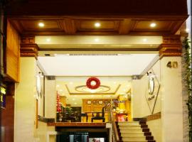 Tuong Vy Global Hotel, hotel in Ho Chi Minh City