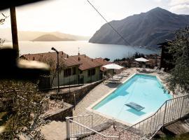 Hotel Miranda, hotel in Riva di Solto