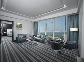 فندق أس البحرين، فندق في السيف، المنامة