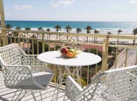 Hotel Almirante, hotel in Alicante