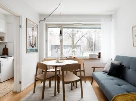 Central Design Studio Home, puhkemajutus Helsingis