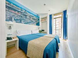 Hotel Transit, hotel near Sants Railway Station, Barcelona
