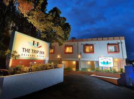 The Trip Inn Okinawa Rycom, hotel in Okinawa City