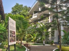 Double V Arambol, hotel in Arambol