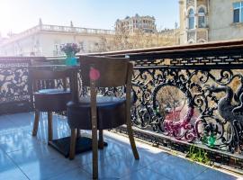 Travel Inn Hostel, hotel perto de Estação de trem de Baku, Baku