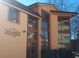 Garni Hotel Tatramonti, hotel near Black Stork Golf Club, Poprad