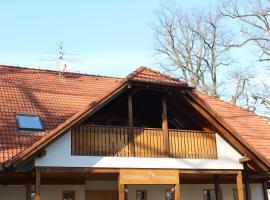 Apartmán V Podskalí, hotel v Hluboké nad Vltavou