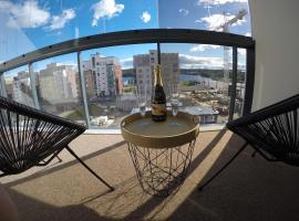 Soolo 6th floor lake view, loma-asunto kohteessa Jyväskylä