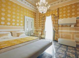 Palazzo Marletta Luxury House Hotel, hôtel à Catane