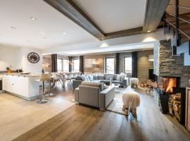 Whistler Lodge, hotel in Courchevel