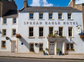 The Spread Eagle Hotel, hotel in Jedburgh