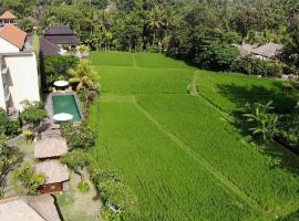 Byasa Ubud, hotel near Yoga Barn Studio, Ubud