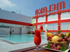 Hotel Sentral Melaka @ City Centre, hotel di Melaka