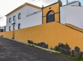 Solar Pontes, country house in Capelas