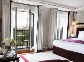 La Réserve Paris Hotel & Spa, hotel near Rue du Faubourg Saint-Honoré, Paris