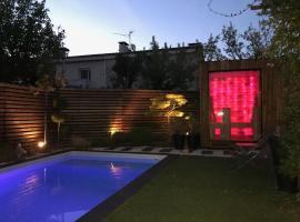URBANHOUSE PURPAN, maison de vacances à Toulouse
