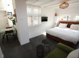 Het prinsentuintje, apartment in Leeuwarden