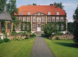 Hotel Schloss Wilkinghege, отель в Мюнстере