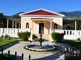 Moustakias Estate, country house in Kefallonia