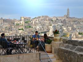 Il Belvedere, hotel a Matera