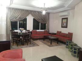 Ghassane khanafani Apartment, appartement à Fès