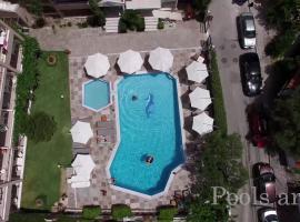 Evridiki Hotel: Fourka şehrinde bir otel
