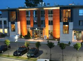 Hotel Kuracyjny Spa & Wellness, отель в Гдыне