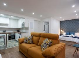 Estudio Reina Isabel, apartment in Granada