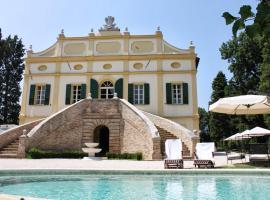 Villa Rinalducci, отель в Фано