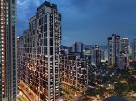 Hyatt House Kuala Lumpur, Mont Kiara, serviced apartment in Kuala Lumpur